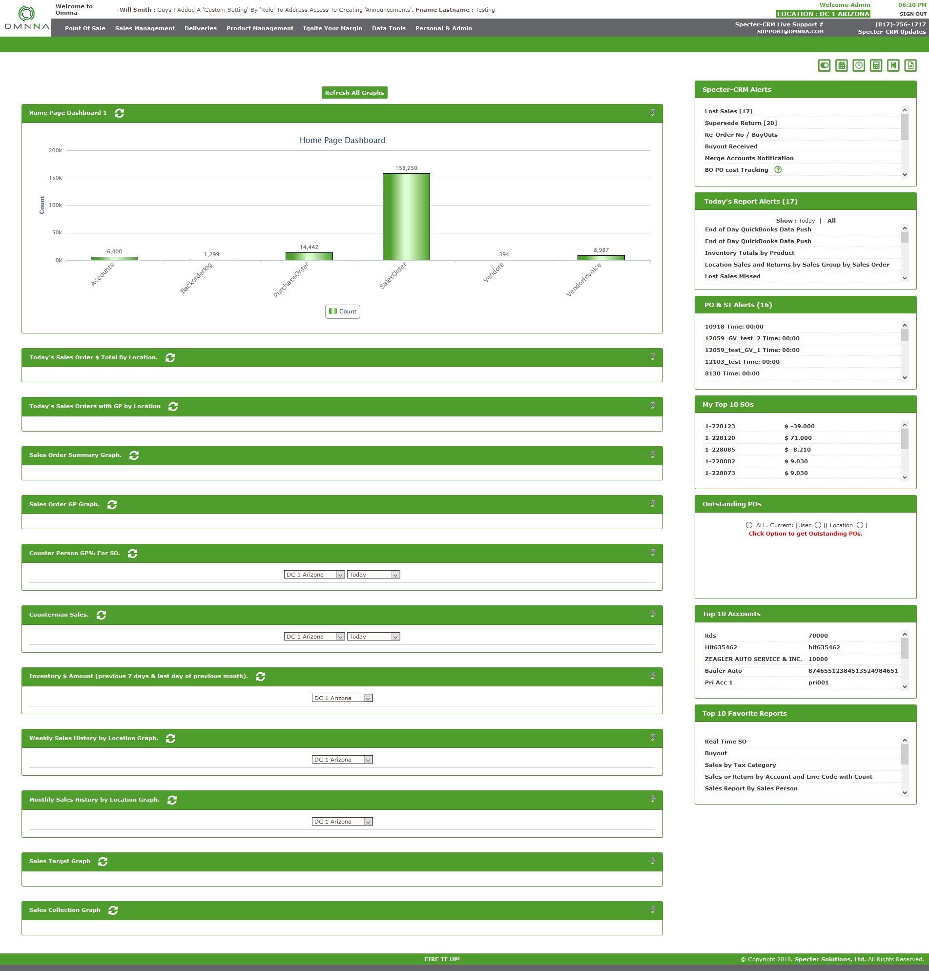 Omnna - Crest Infosystems Pvt Ltd
